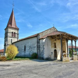 Eglise Chaveyriat